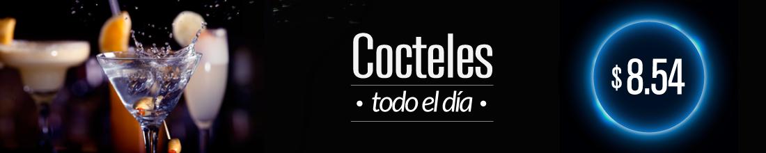 Cocteles Hotel Reina Isabel