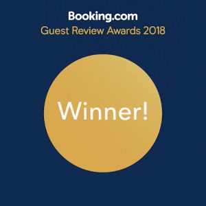 WINNER BOOKING 2018